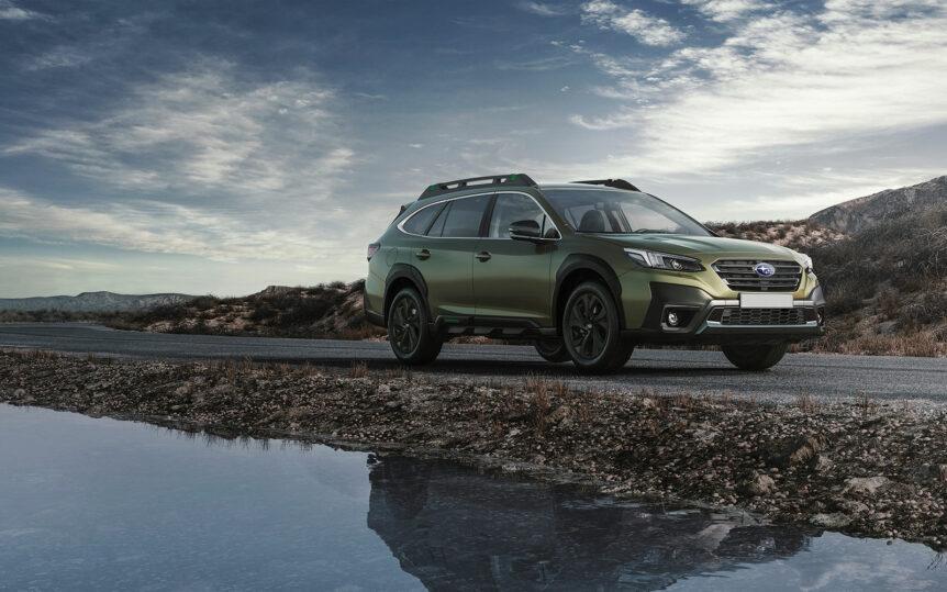 Subaru Outback 6.Generation