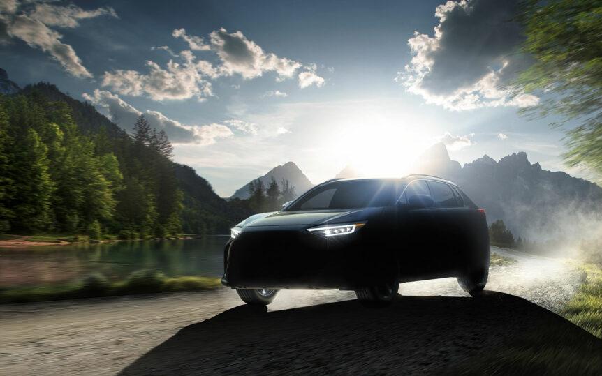 Subaru Solterra e-SUV 2022